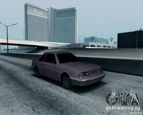 Setan ENBSeries для GTA San Andreas десятый скриншот