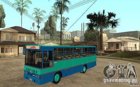 Thamco Aguia M.Benz OF1114 для GTA San Andreas