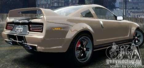 ROAD KING из Flatout Ultimate Carnage для GTA 4 вид слева