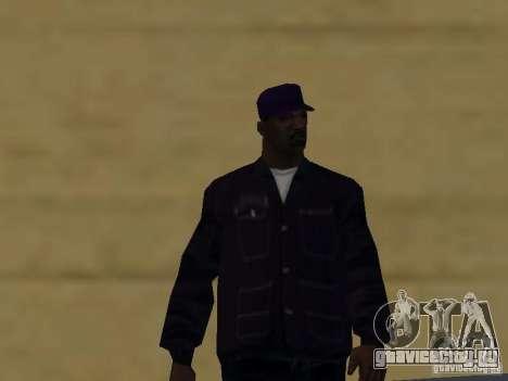 Новые скины Баллас для GTA San Andreas шестой скриншот