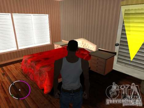 TBOGT HUD для GTA San Andreas