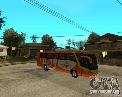 Городской Экспресс Malaysian Bus для GTA San Andreas вид справа