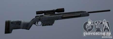 Steyr Scout для GTA San Andreas четвёртый скриншот