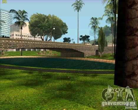 Новый парк в Лос Сантосе для GTA San Andreas