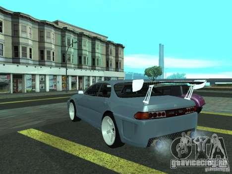 Toyota Carina ED  DRFT для GTA San Andreas вид слева