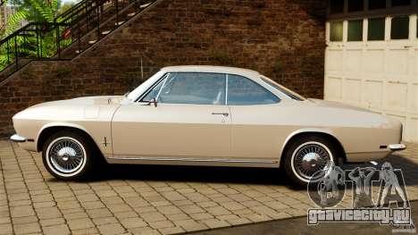 Chevrolet Corvair Monza 1969 для GTA 4 вид слева