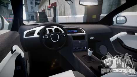 Audi S5 v1.0 для GTA 4 вид справа