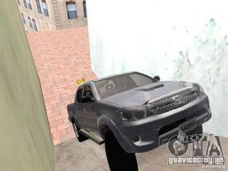 Toyota Hilux для GTA San Andreas