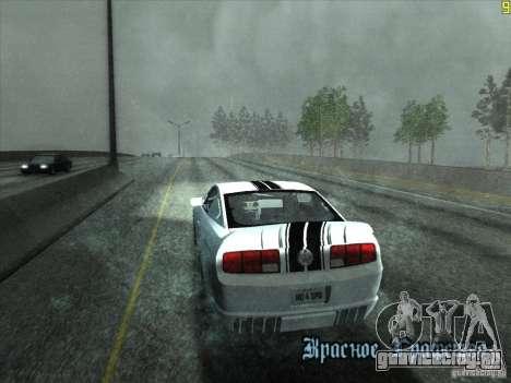 ENBseries v0.075 v3 для GTA San Andreas четвёртый скриншот