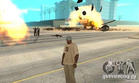 Gods_Anger (ГНЕВ БОГА) для GTA San Andreas второй скриншот