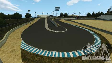 Laguna Seca [Final] [HD] для GTA 4 девятый скриншот