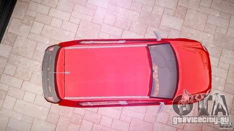Opel Signum 1.9 CDTi 2005 для GTA 4 вид сбоку