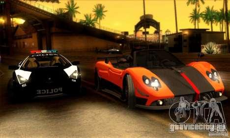 SA_gline V3.0 для GTA San Andreas