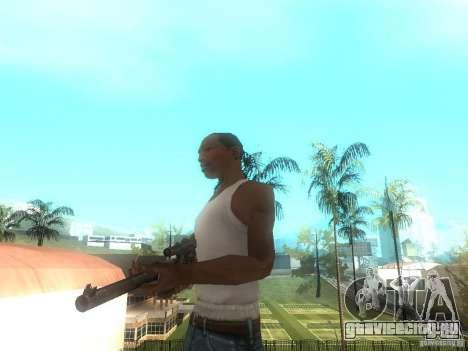 Винтовка ВСС Винторез для GTA San Andreas второй скриншот