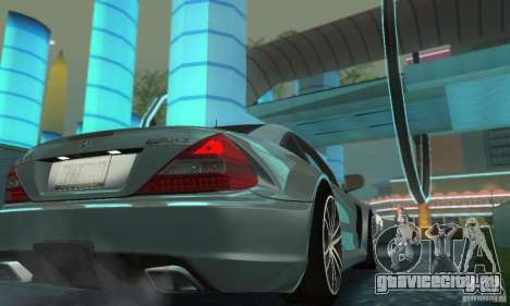 ENBSeries by dyu6 для GTA San Andreas второй скриншот