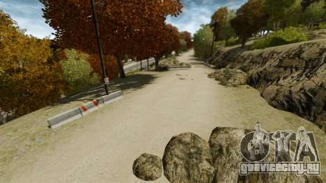Ралли трек для GTA 4 второй скриншот