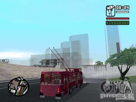 ЗИУ 682ГМ1 для GTA San Andreas вид сбоку