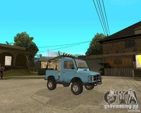 ЛуАЗ-969М Тюнинг для GTA San Andreas вид справа
