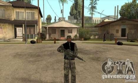 Камуфляжная одежда для GTA San Andreas