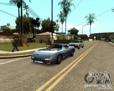 ENBSeries by Sashka911 v3 для GTA San Andreas второй скриншот