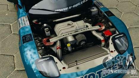 Mazda RX-7 RE-Amemiya для GTA 4 вид изнутри