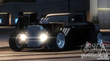 Custom Hot Rod 1933 для GTA 4