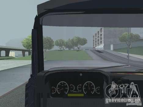 Активная приборная панель v. 3.0 для GTA San Andreas двенадцатый скриншот