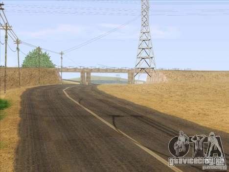 HQ Country Desert v1.3 для GTA San Andreas десятый скриншот