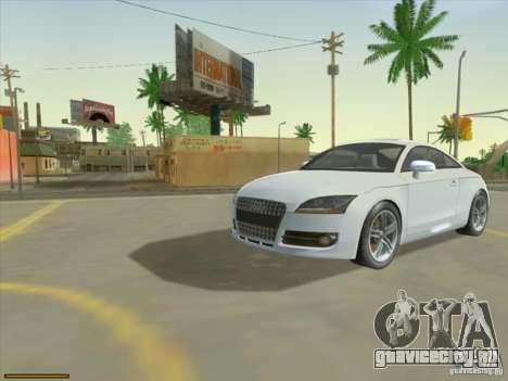 Audi TT Custom для GTA San Andreas