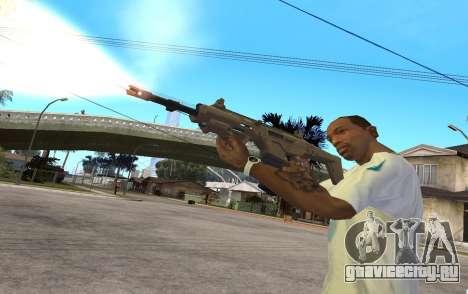 MSBS Radon для GTA San Andreas четвёртый скриншот