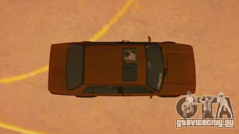 Volkswagen Jetta Mk2 для GTA San Andreas