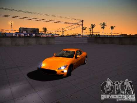 ENBSeries By Avi VlaD1k v2 для GTA San Andreas девятый скриншот