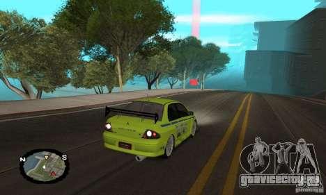 Уличные гонки для GTA San Andreas двенадцатый скриншот