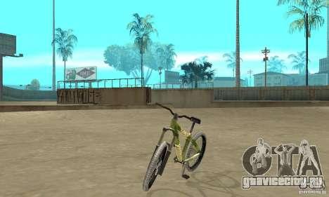 Hardy 3 Dirt Bike для GTA San Andreas