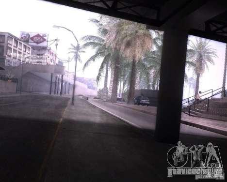 ENBSeries для Ultra Pack Vegetetions для GTA San Andreas четвёртый скриншот