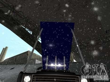 Пикап - Трамплин для GTA San Andreas вид справа