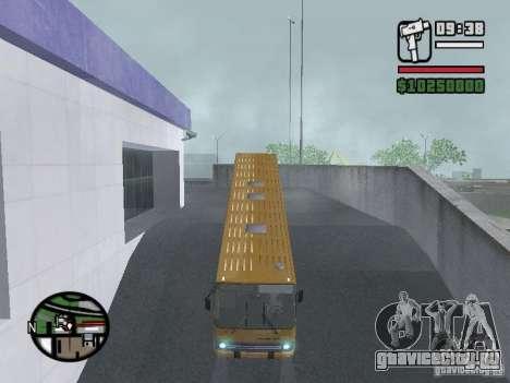 Икарус 260.37 для GTA San Andreas вид сзади слева