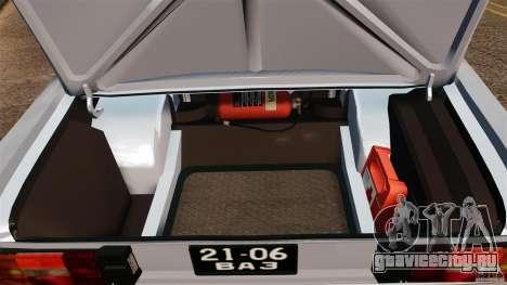 ВАЗ-2106 для GTA 4 вид сбоку