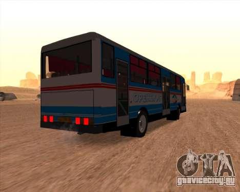 Autosan H10-11B Оренбург для GTA San Andreas вид справа