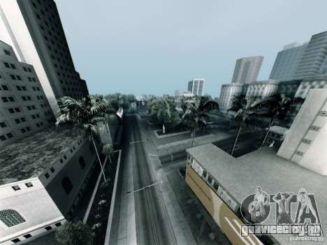 Setan ENBSeries для GTA San Andreas четвёртый скриншот