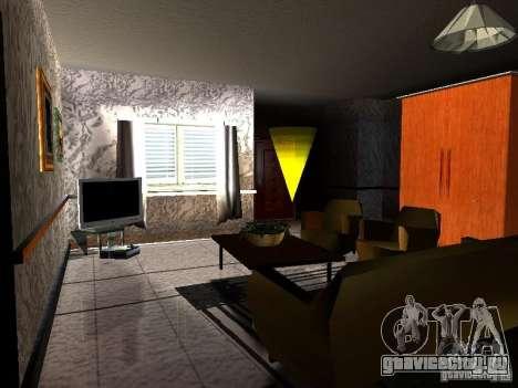 Новый телевизор для GTA San Andreas четвёртый скриншот