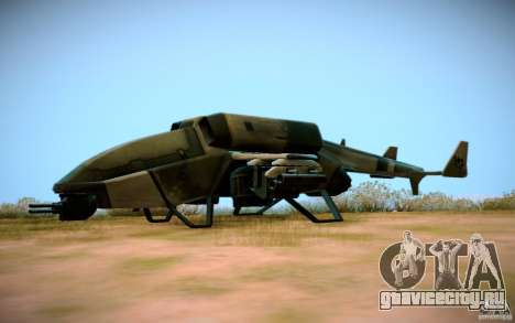 Type 4 Doragon для GTA San Andreas