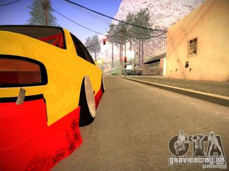 Nissan Onevia 2JZ для GTA San Andreas вид справа
