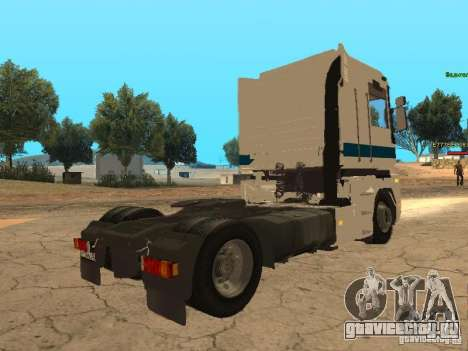 Renault Magnum Sommer Container для GTA San Andreas вид сверху