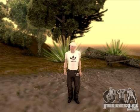 SkinPack for GTA SA для GTA San Andreas одинадцатый скриншот
