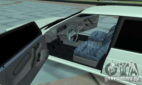 ВАЗ 2114 Tuning для GTA San Andreas вид сбоку