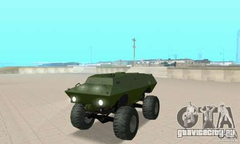 Trail Monster V.1.0 для GTA San Andreas