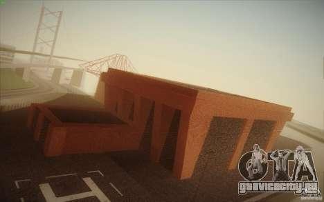 New SF Army Base v1.0 для GTA San Andreas пятый скриншот