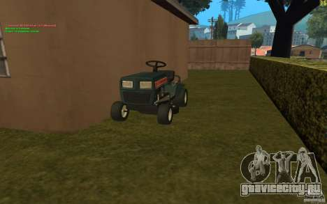 MTD Nogamatic 11 для GTA San Andreas