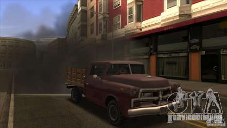 Дизель v 2.0 для GTA San Andreas третий скриншот